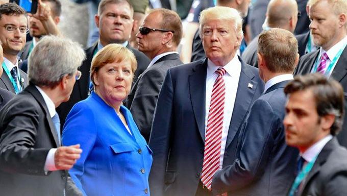 Cumbre del G-7 aprueba declaración contra el terrorismo