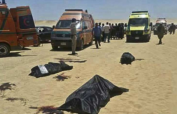 Consejo de Seguridad de ONU condena ataque terrorista en Egipto