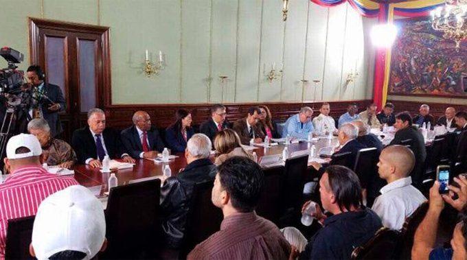 Elías Jaua: El poder Constituyente está activo