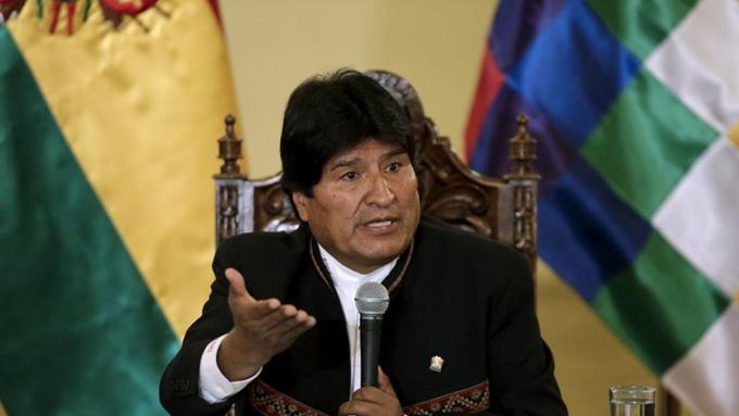 Secretario general de la OEA debería mirar más a Brasil, advierte Evo