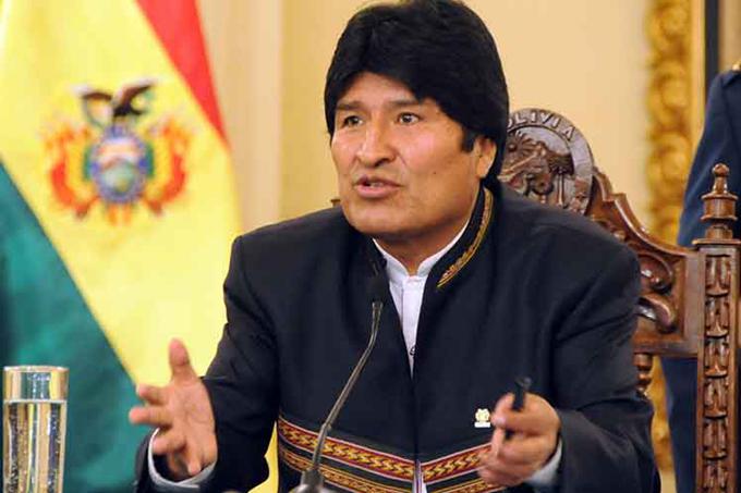 Evo gobernará desde Sucre en el aniversario 208 del grito libertario