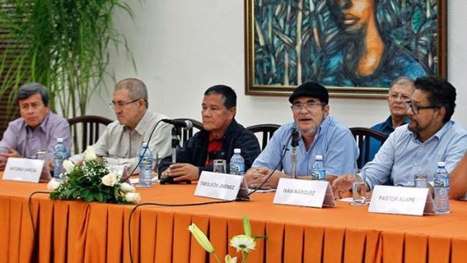 FARC- EP entregan 10 menores a la Cruz Roja y ya suman 86