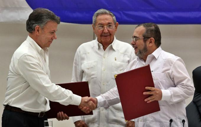 Acuerdos de paz favorecen crecimiento económico de Colombia