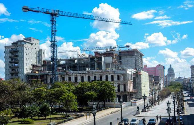Packard, nuevo hotel de lujo en el Paseo del Prado habanero (+ fotos)