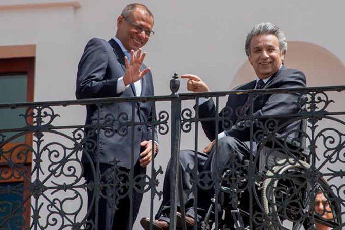 Ecuador crea Frente de Transparencia y Lucha contra Corrupción