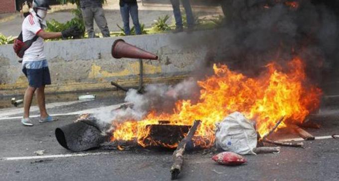 """Plantón"" pretendía sabotear distribución de alimentos en Venezuela"