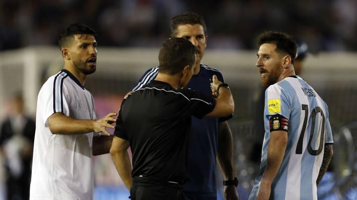 La FIFA le quita a Messi los tres partidos que le quedaban