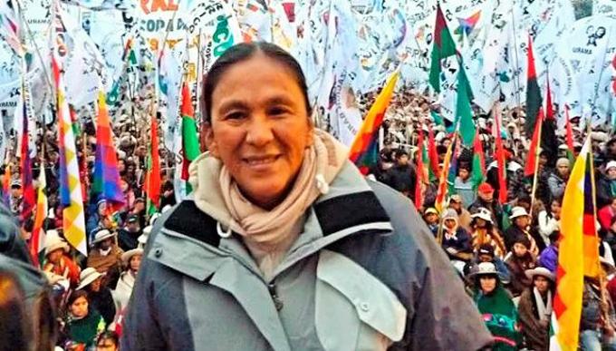 Marcha este martes por la libertad de Milagro Sala en Argentina