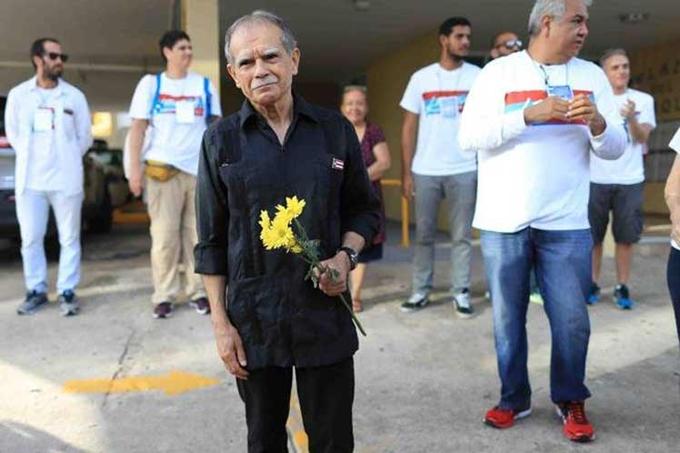López Rivera insta al pueblo boricua a no resignarse