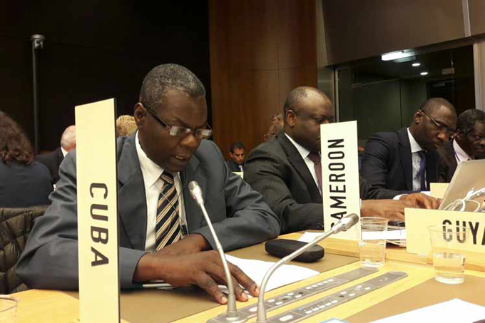 Cuba dispuesta a contribuir en preparación de cita ministerial de OMC