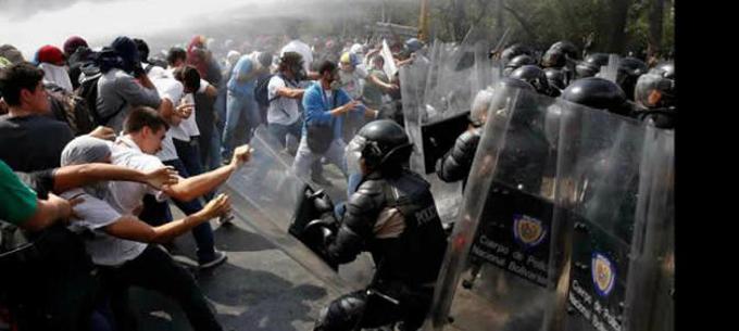 """""""La situación está lista y cuando EE.UU. lo desee va a comenzar la guerra en Venezuela"""" (+ fotos)"""