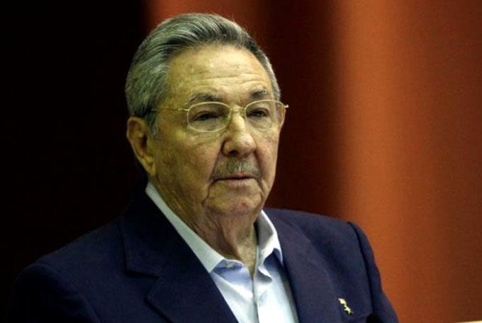 Mensaje del General de Ejército Raúl Castro a Oscar López Rivera