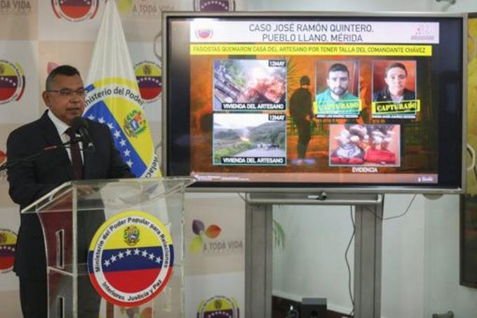 Venezuela avanza en investigaciones de víctimas de protestas