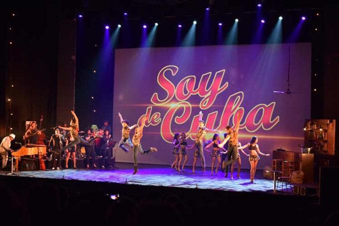 Espectáculo Soy de Cuba enciende los escenarios en Francia