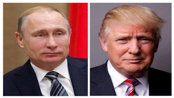 Advierte Macron ante Putin que responderá a Siria por armas químicas