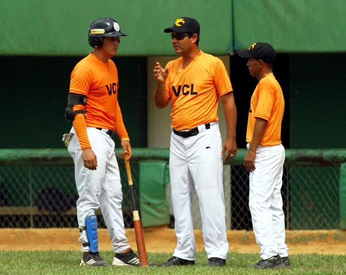 Lideres y barridas en el centro de atención del sub 23 de béisbol