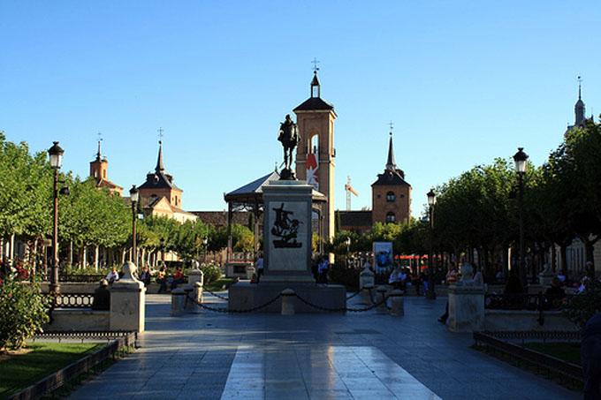 Alcalá de Henares, primera ciudad universitaria de la Edad Moderna