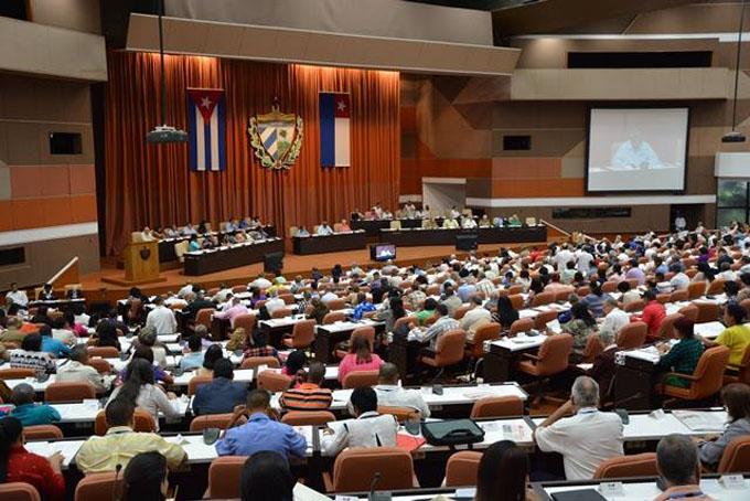 Sesionará hoy en reunión extraordinaria el Parlamento cubano
