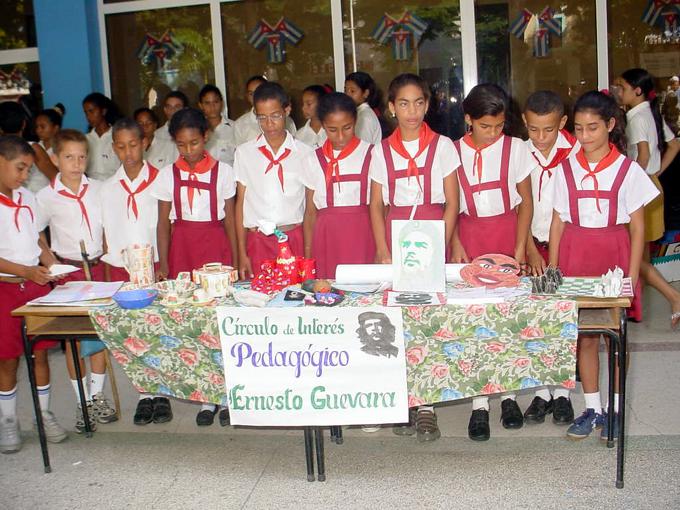 Contribuye formación vocacional al interés por especialidades pedagógicas