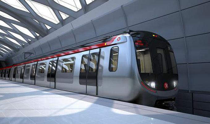 Comienza en Beijing prueba de primera línea de metro sin conductor