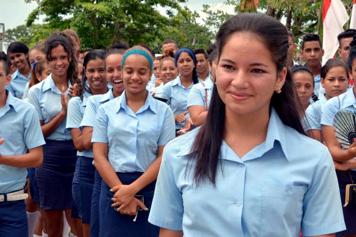 Eligen delegados directos de Granma al Festival Mundial de la Juventud y los Estudiantes