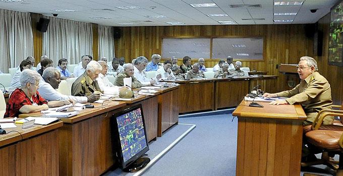 Analizó Consejo de Ministros el desempeño de la economía en el primer semestre del año