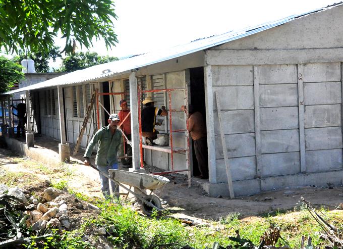 Mejoran estado constructivo de escuelas de Granma