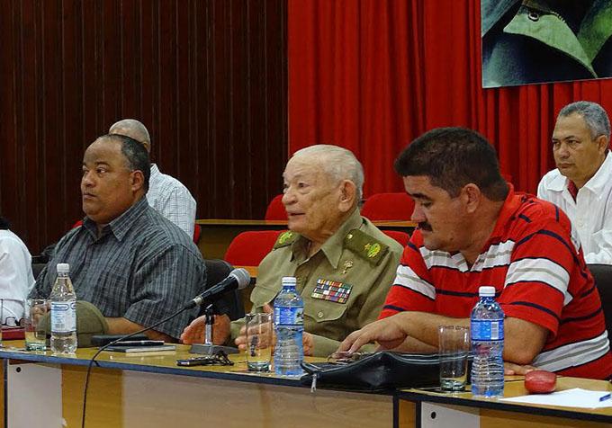 Convocan a juventud cubana a ser fiel continuadora de la Revolución