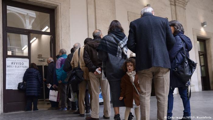 Poco más de cuatro millones de italianos llamados a las urnas mañana
