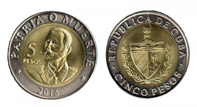 Banco Central de Cuba pone en circulación nueva moneda