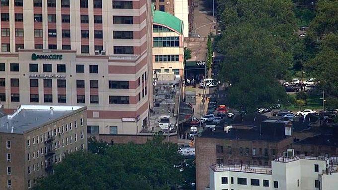 Reportan varios heridos por tiroteo en hospital de Nueva York, EE.UU.
