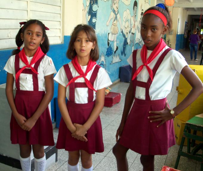 Cambian atributos pioneriles a niños que concluyen el tercer grado