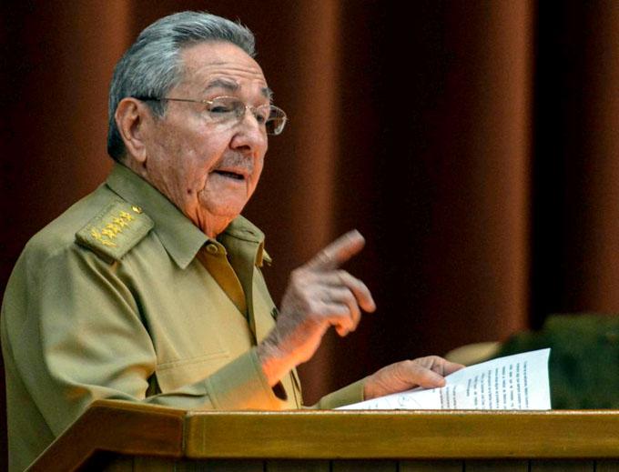 Raúl convoca a seguir avanzado en la conceptualización de nuestro modelo económico y social