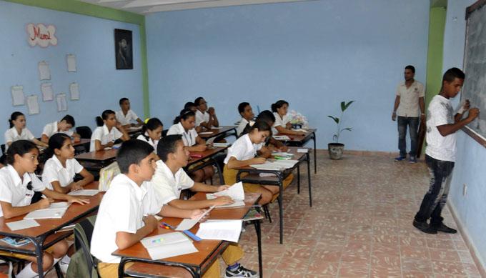 Acogerá Cuba Taller Internacional sobre Secundaria Básica