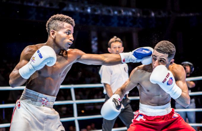 Final de Serie Mundial de Boxeo será en cartelera única