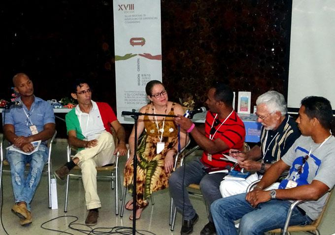 Proyectos comunitarios: gestores del desarrollo social y cultural (+ fotos y video)