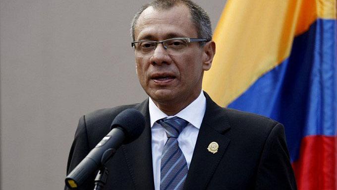Alerta vicepresidente de Ecuador sobre estrategia golpista en marcha