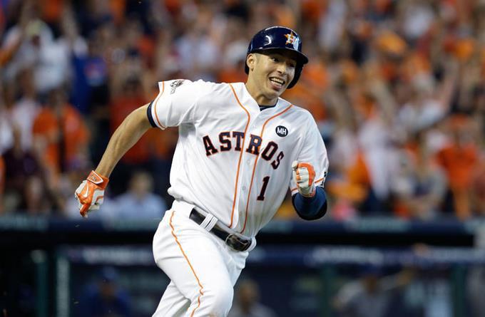 Astros de Houston lo mejor de las Grandes Ligas del béisbol en EE.UU.