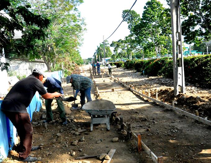 Desarrollada conferencia provincial del Sindicato de Trabajadores de la Construcción