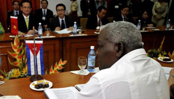 Líder parlamentario cubano hablará ante Asamblea Nacional de Vietnam