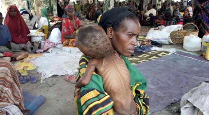 Alertan sobre muerte inminente de decenas de miles de niños somalíes
