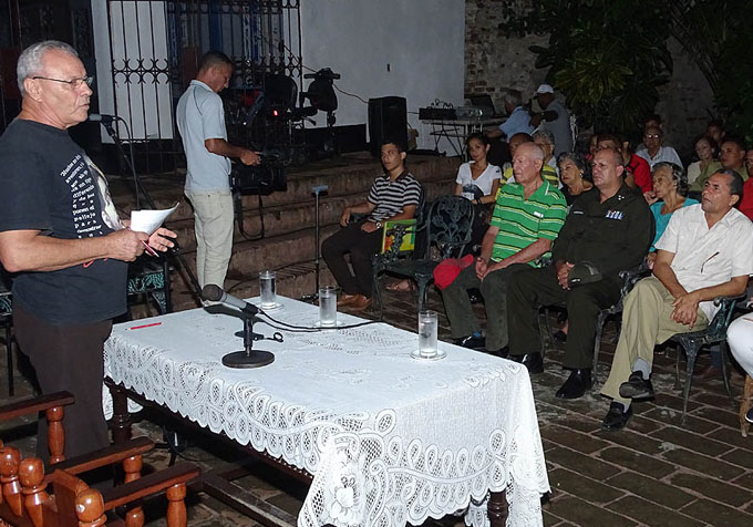 Presentan programa de actividades como homenaje al Che