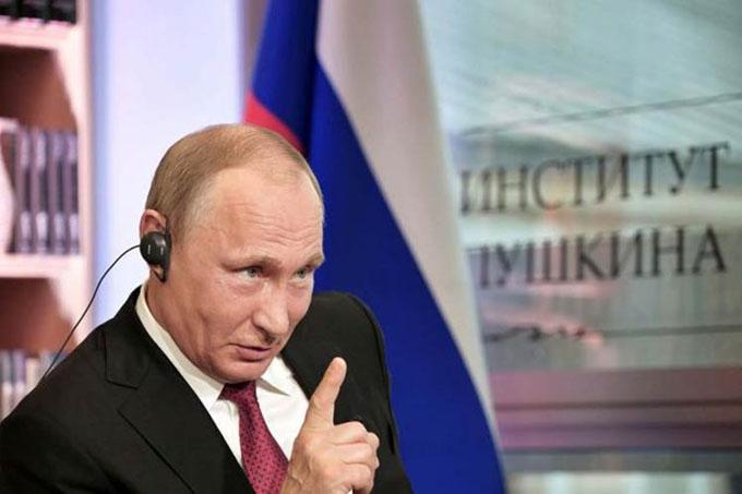Putin: Rusofobia está ligada a la confirmación de mundo multipolar