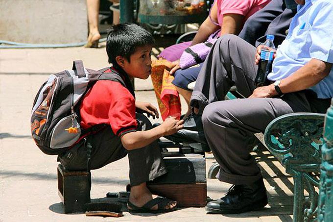 Crece explotación laboral infantil en Ciudad de México
