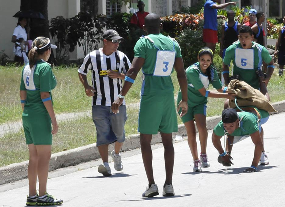 Verano deportivo en Granma