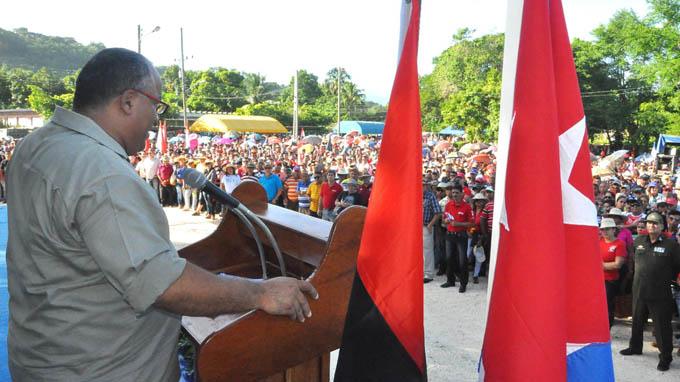 Granma celebra el 26 de Julio, Día de la rebeldía nacional (+ fotos)