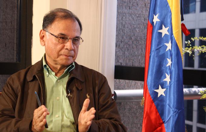 Rechaza embajador de Venezuela en Cuba amenazas de EE.UU.