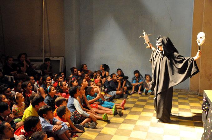 Comunitarias de verano: el teatro más cerca del pueblo