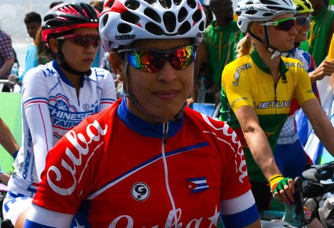 Arlenis Sierra escala al noveno lugar del Giro de Italia