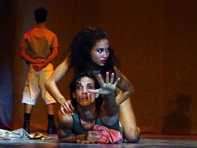 Ballet de Camagüey llegó en presentación única con Carmen a Bayamo